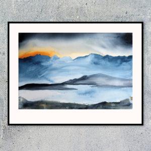 Maleri til salgs